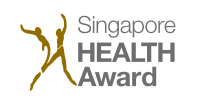 Gold Singapore Health Award